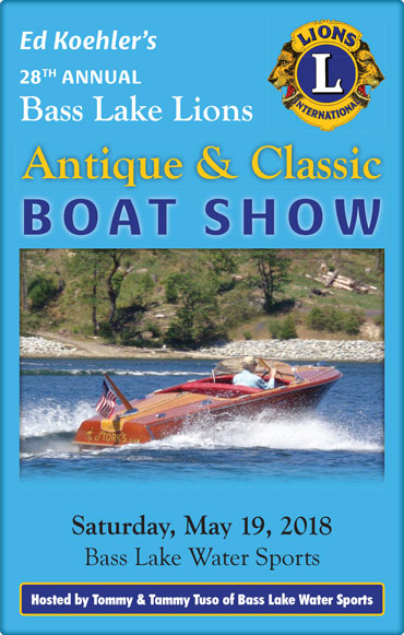 28th Annual Antique & Classic Boat Show